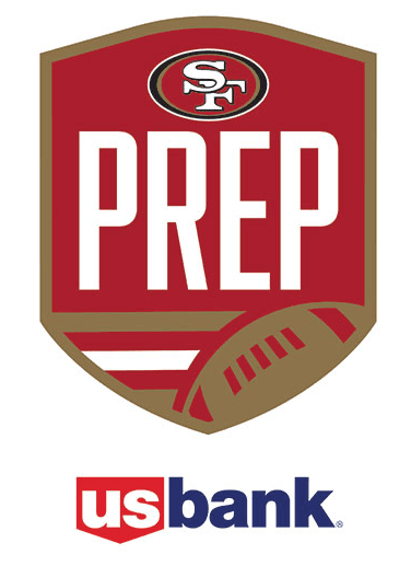 49ers Prep Flag Football Logo