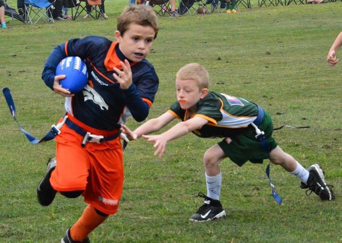 NFL Flag Football 2017