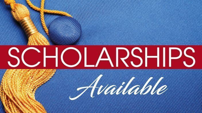 Scholarship Available