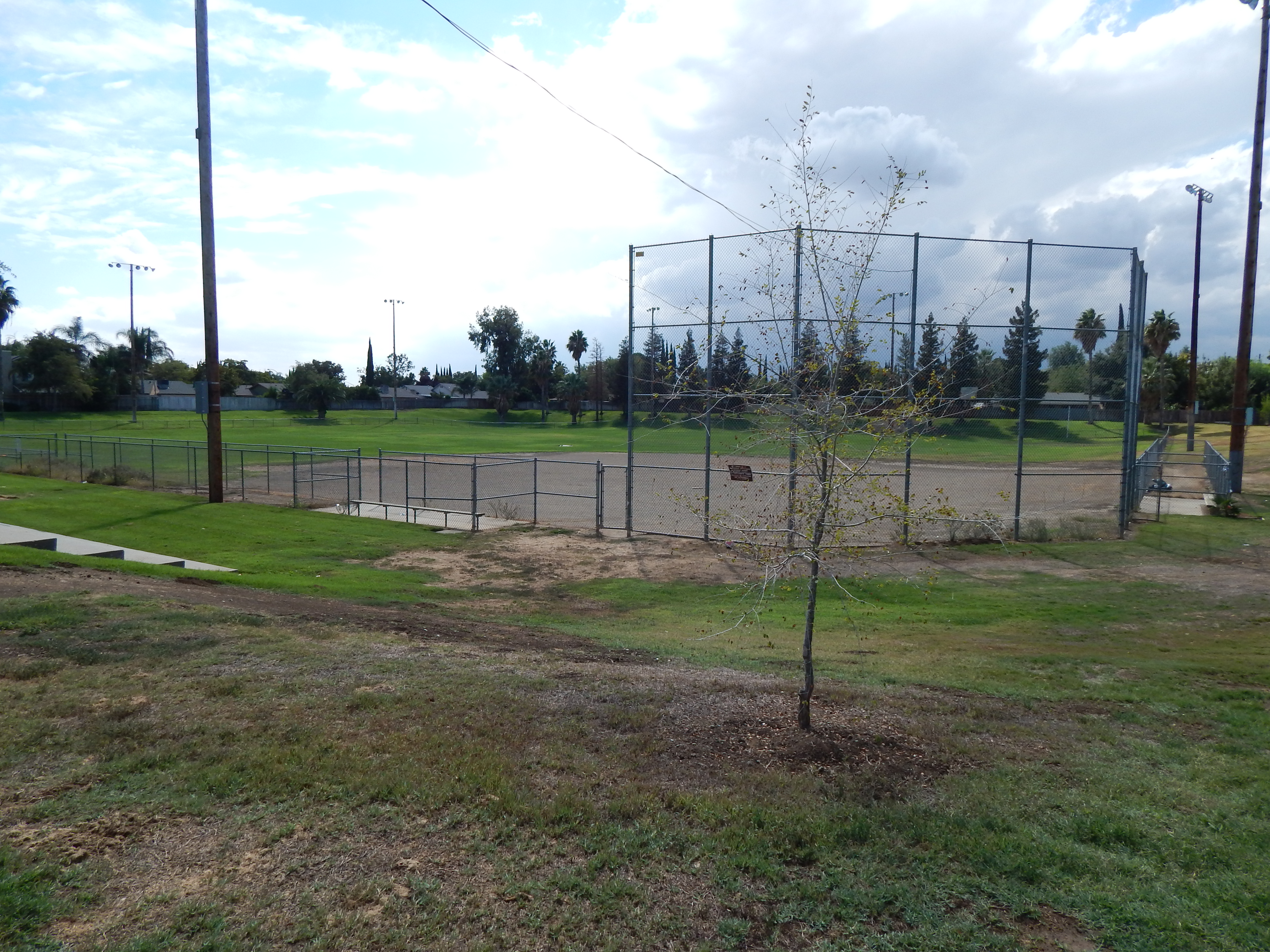 Garza Park Ball Diamond