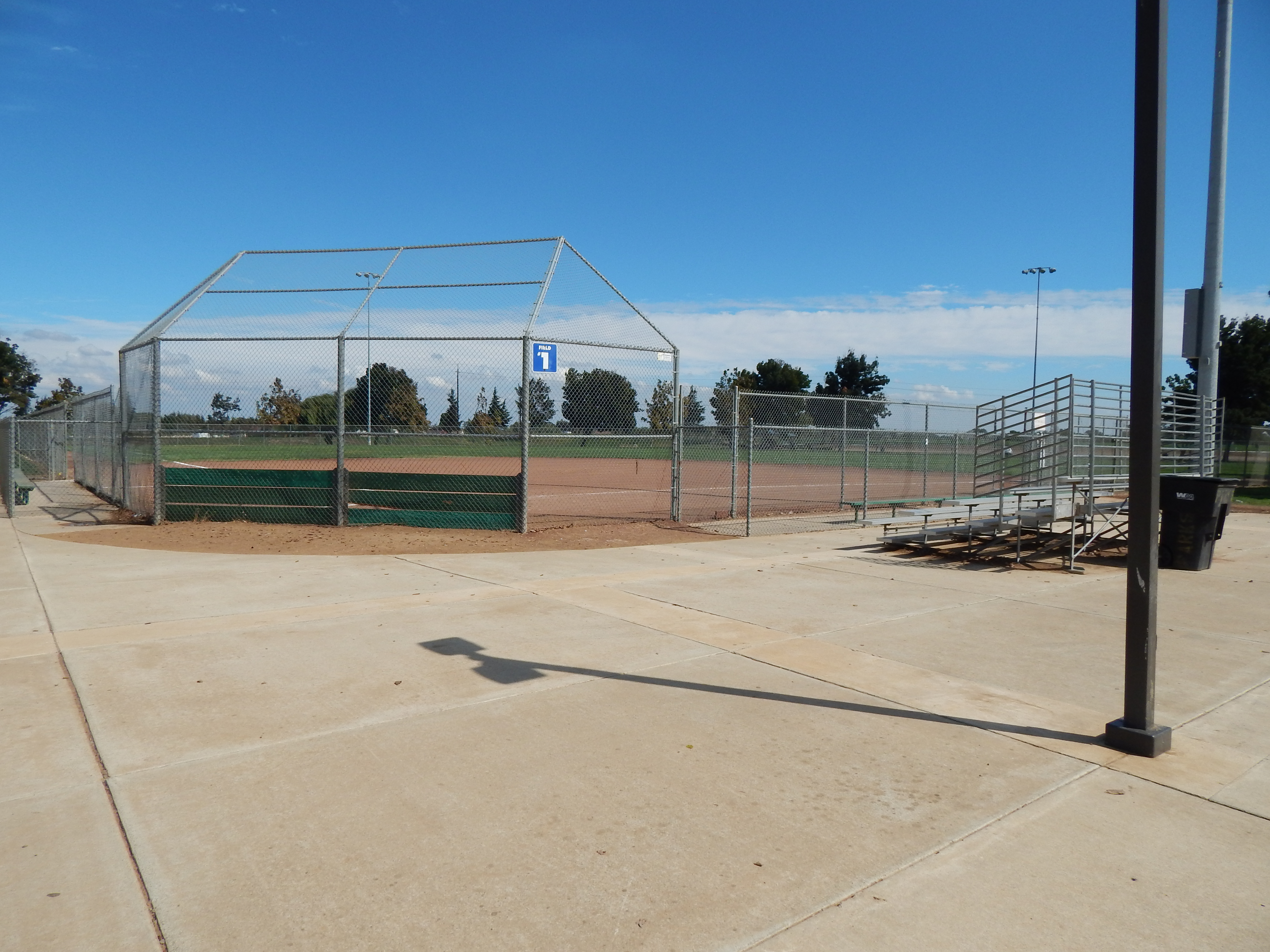 Sports Park Ball Diamond 1