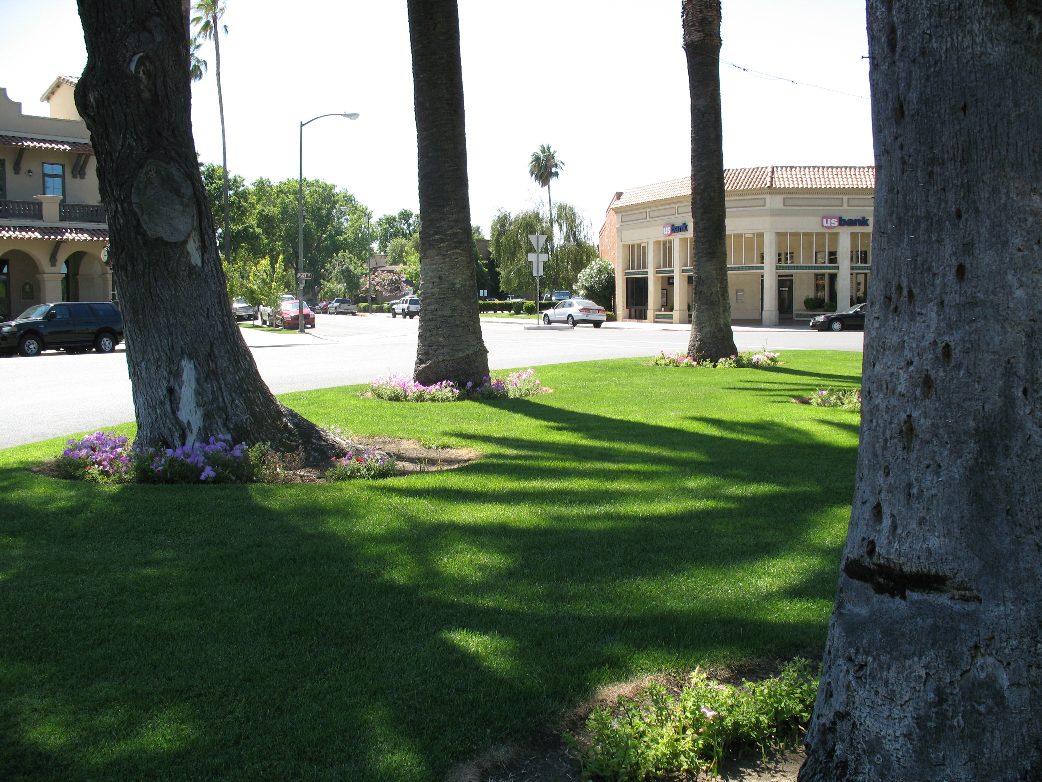 City of Patterson Downtown Circle
