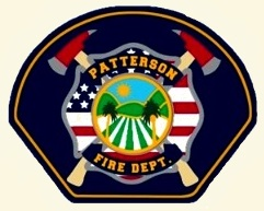 Patterson Fire Department Patch